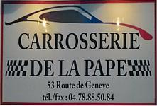 Logo de l'entreprise Carrosserie De La Pape